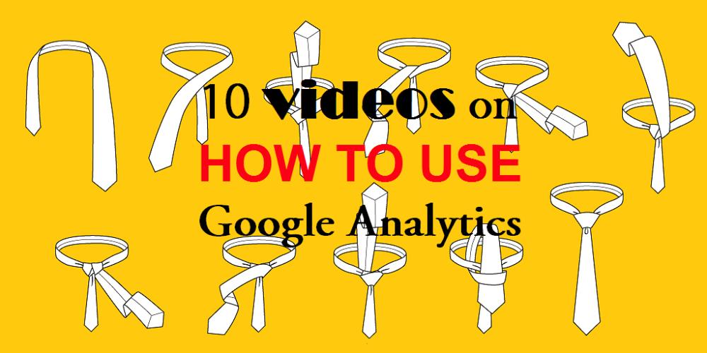 how to use google analytics videos