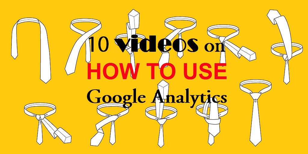 how to use google analytics videos
