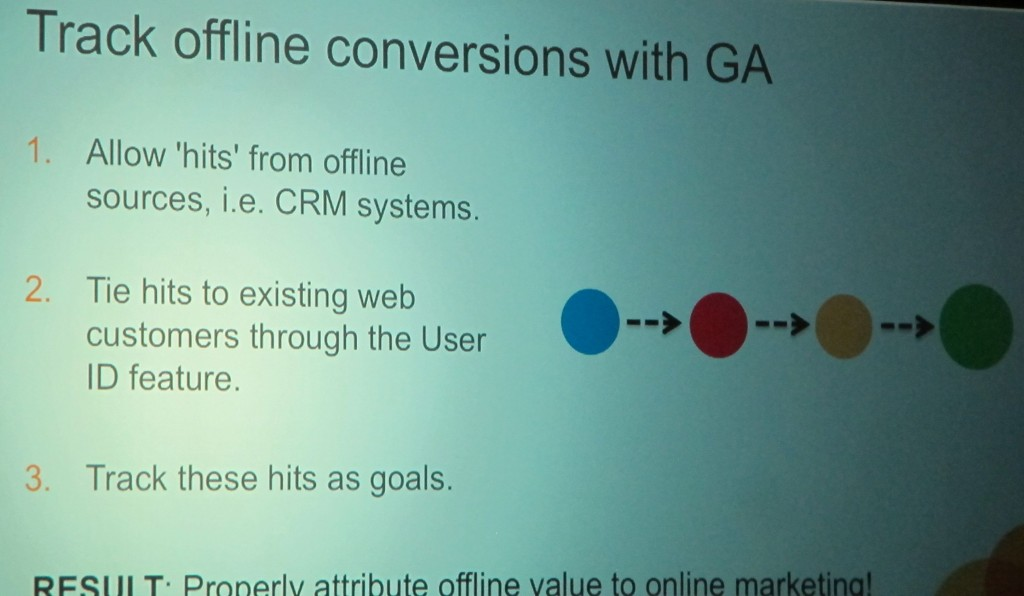 Track Offline Dimensions
