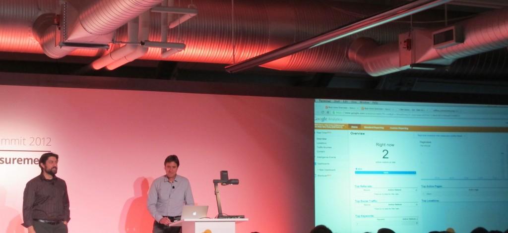 Live Demo of User Centric Measurement