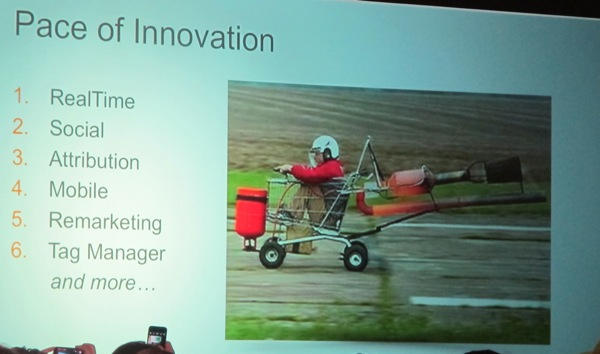Pace of Innovation