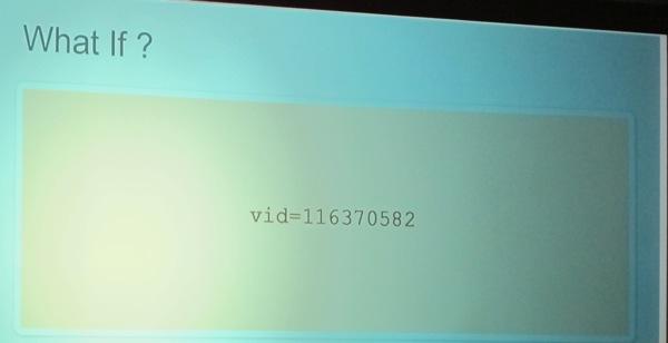 Universal Tracking IDs