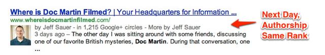 Doc Martin Authorship