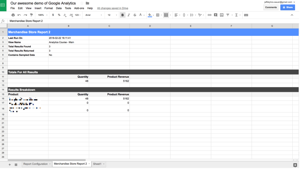 How to Create Custom Reports Using the Google Analytics API