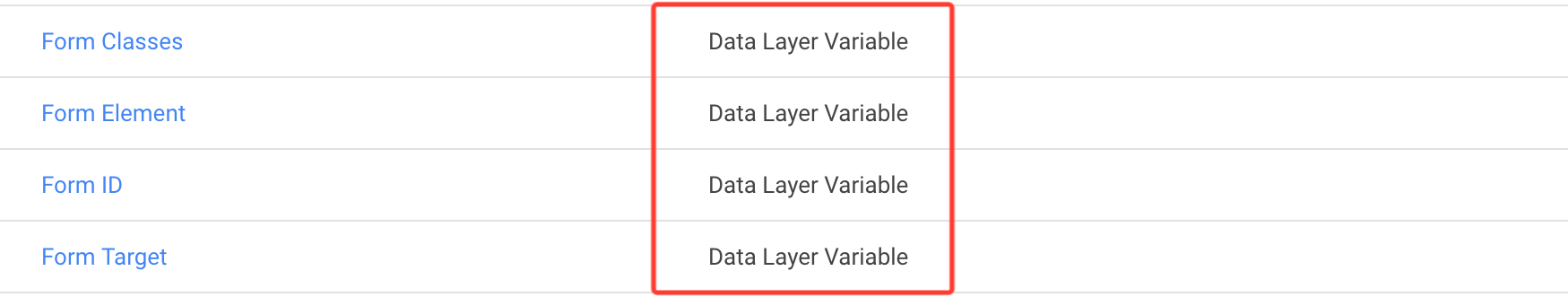 Google Tag Manager Tutorial - data layer variable