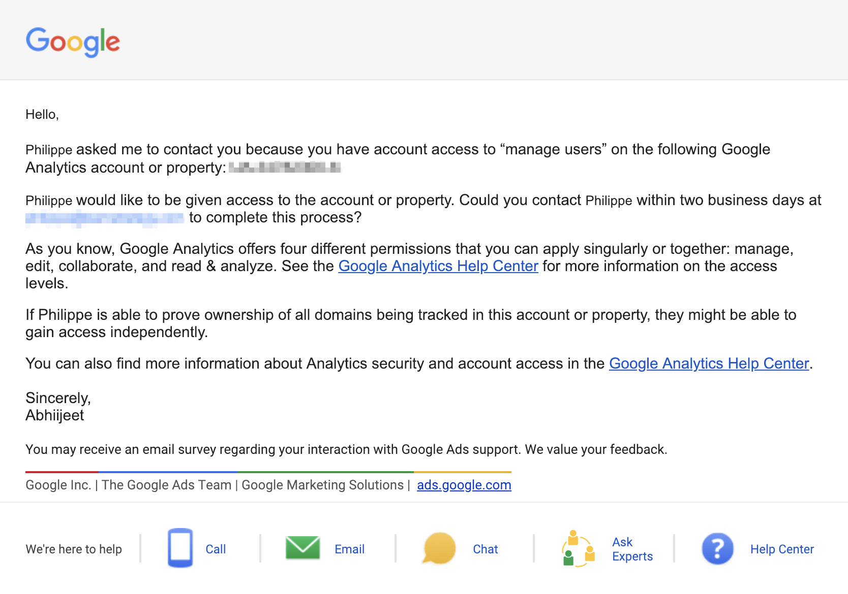 How To Recover Your Google Analytics Account - Jeffalytics