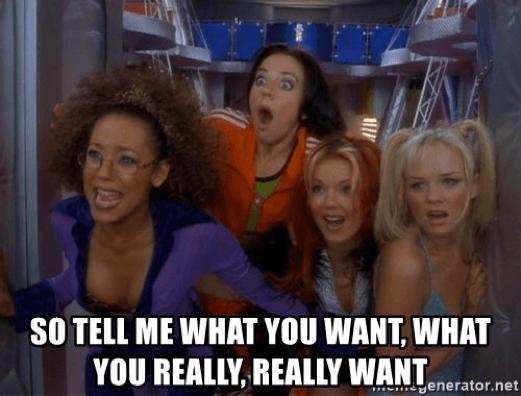 Spice Girls meme