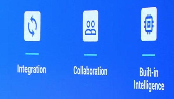 Integration-Collaboration-Intelligence