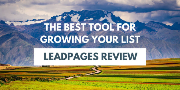 LeadPages Review Header Opt