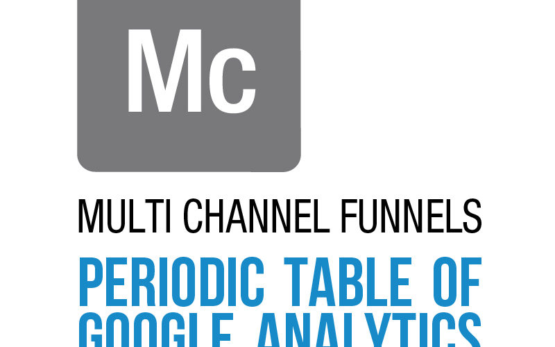 Multi channel funnels reports in google analytics