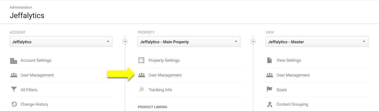Everything you need to know about Google Analytics permissions