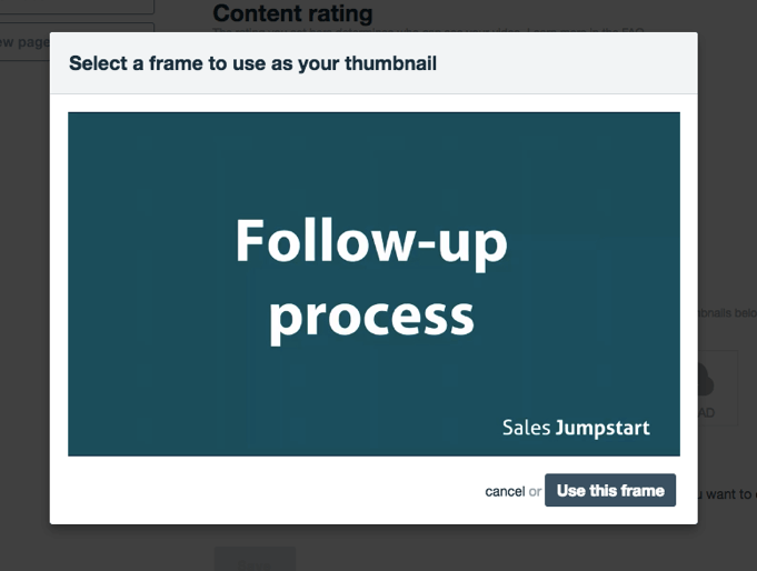 Tools of the Trade: Hosting our videos on Vimeo Pro