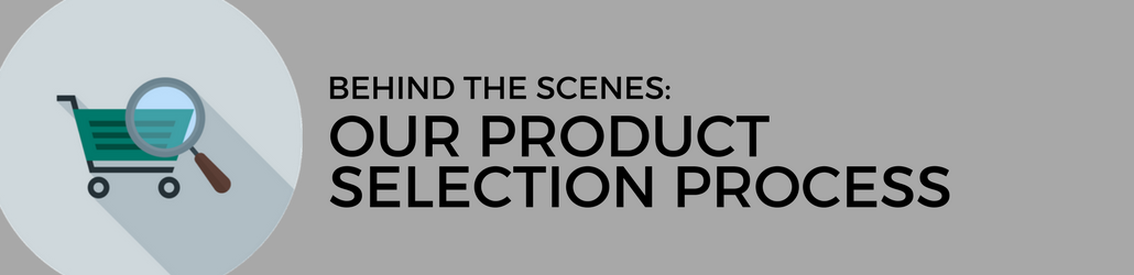 product selection process