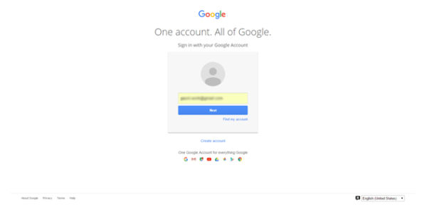 Setting up Google Partners account